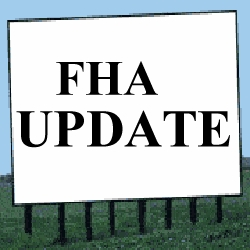 New Fha Guidelines Impacting Appraisers Agents And